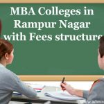 MBA fees in Rampur