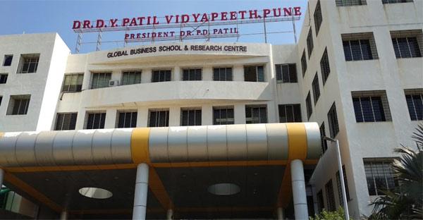 Dr. DY Patil B-School Campus Pune