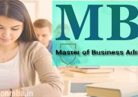 India MBA Master of Business Administration
