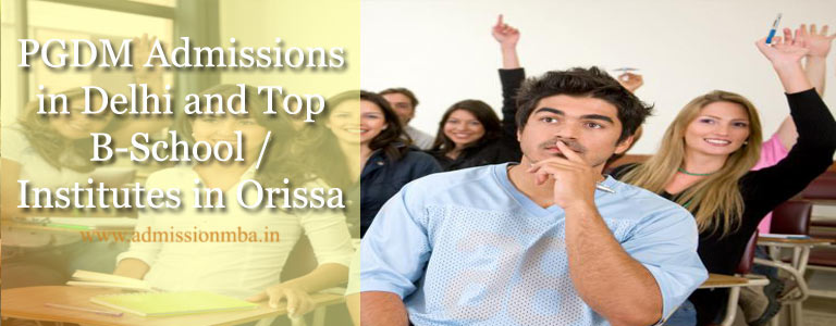 Top B-School / Institutes in Orissa