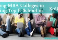 looking MBA Colleges in Kolkata
