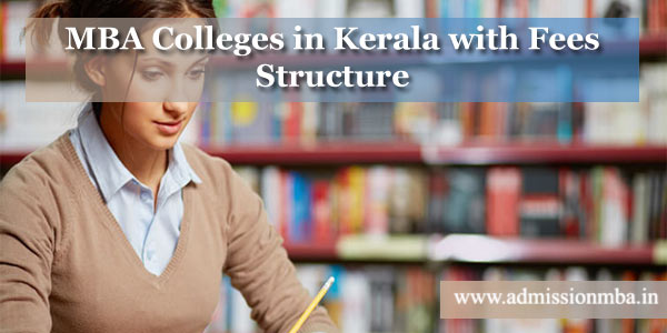 MBA Colleges in Kerala Fees
