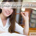 MBA Colleges in Raipur with Fees Structure