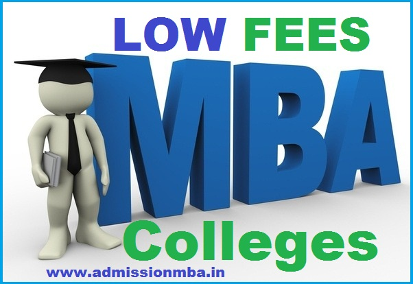 MBA Direct Admission in Low Fees Colleges