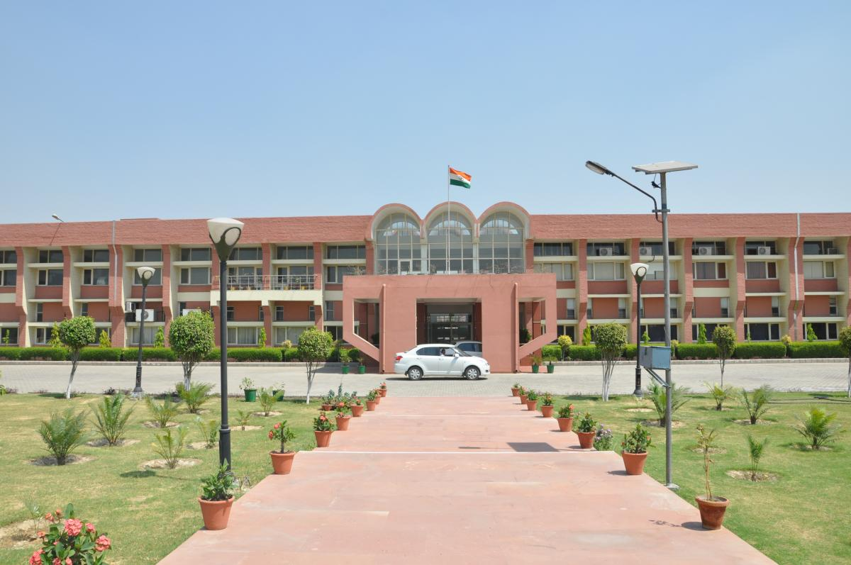 MBA Colleges Affiliated to DCRUST Murthal