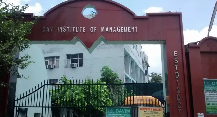 DAVIM Faridabad, Haryana Campus