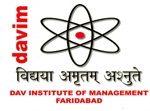 DAV Institute of Management Faridabad