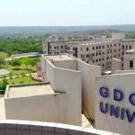 GD Goenka University Gurgaon, Courses & Fees, Admission