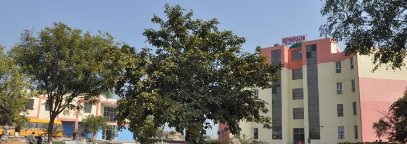 Ramanujan College of Management Campus