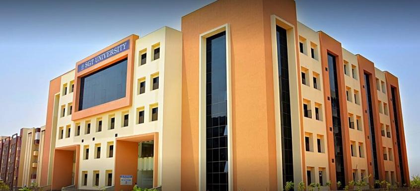 SGT University Admission