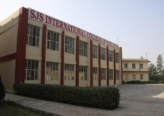 SJS International College of Education