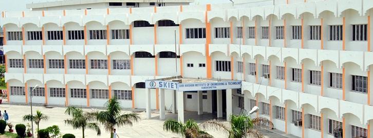 Shri Krishan Institute Of Engineering & Technology