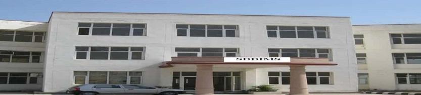 SDDIMS Haryana Campus