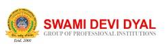Swami Devi Dyal Institute of Management Studies