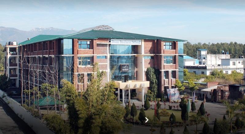 Doon Business School Dehradun Campus