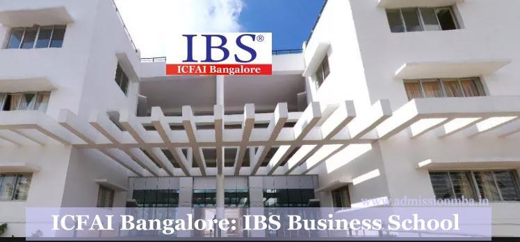 ICFAI Bangalore campus