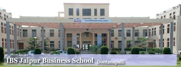 ICFAI Jaipur campus