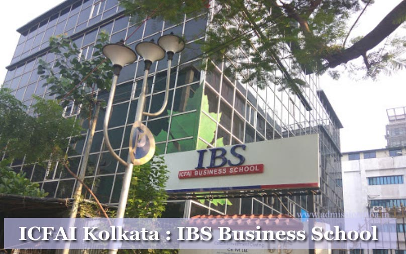 ICFAI Kolkata Admission