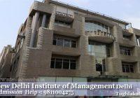 NDIM Delhi tughlakabad Admission helpline number