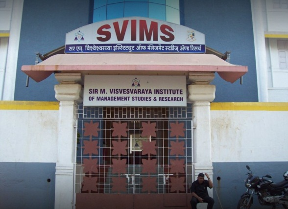 SirM Visvesvaraya Institute Management Studies Research