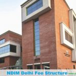 NDIM Fee Structure