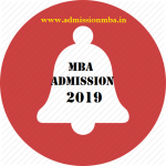 MBA Admissions 2019