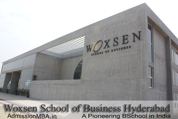 WSB Hyderabad Admission