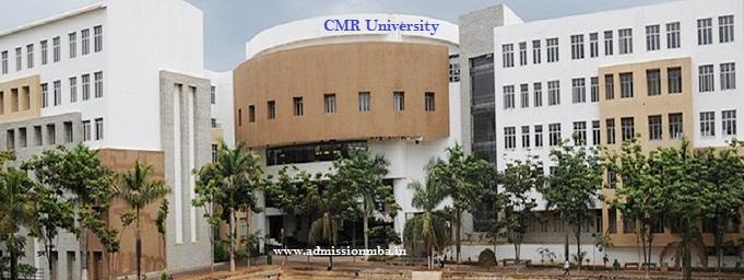 CMR University Bangalore Admission 2020