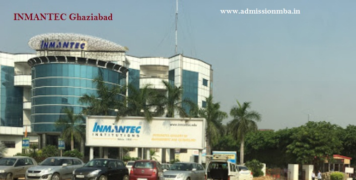 INMANTEC Ghaziabad Admission 2020