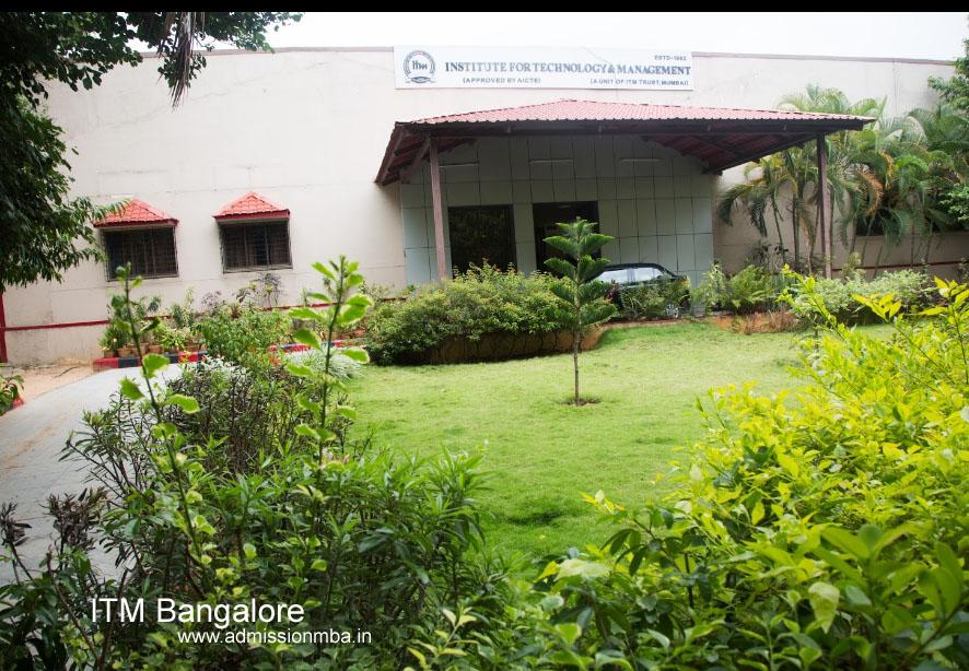 ITM Bangalore Admission 2019