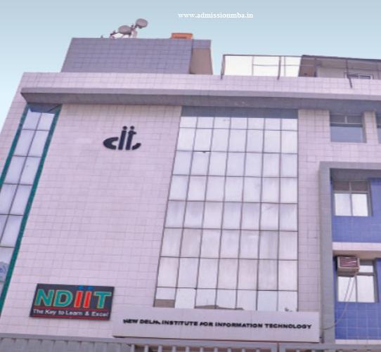NDIIT Delhi Admission 2019