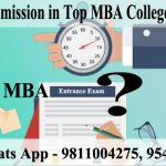 Direct MBA Admission without Entrance Exams 2021: CAT, MAT, XAT