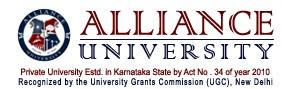 Alliance University MBA