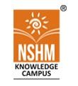 NSHM Kolkata
