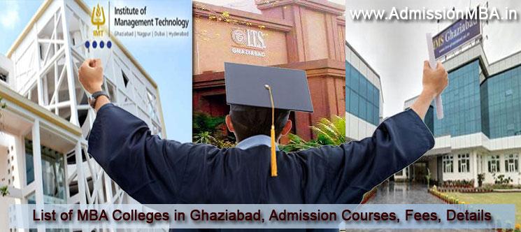 mba college list ghaziabad