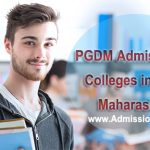 PGDM Admission in Colleges in Pune Maharashtra