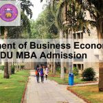 DBE DU MBA Admission 2019: Eligibility, Application Form, Admission Process