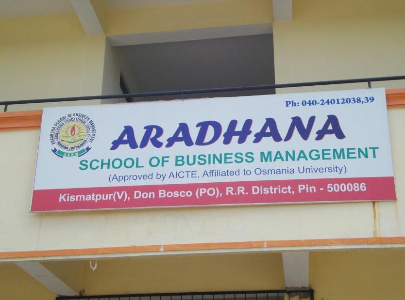 ASBM Hyderabad Admission