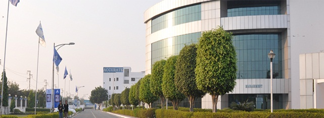 Accurate Institute of Advance Management Admission