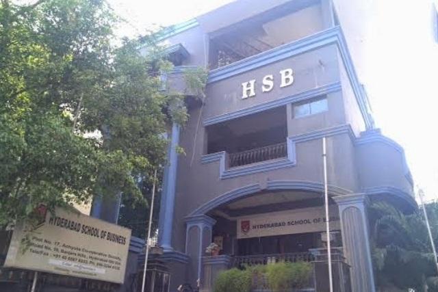 HSB Hyderabad Admission 2020