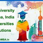 List of University in Haryana, India Top Universities & Institutions