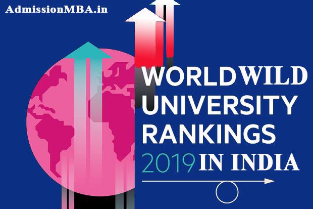 Best Universities in India across Worldwide