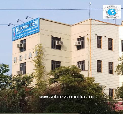 RDIAS Rohini Admission 2020
