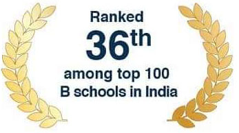 36th ranked among top 100 b-School