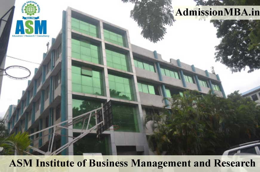 ASM-Institute of Business Management and Research